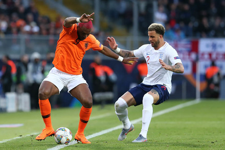 UEFA Nations League: Holanda x Inglaterra